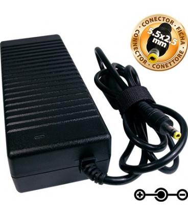 Alimentador Fijo 19VDC 6,5Amp 120W conector 5,5X2,5mm