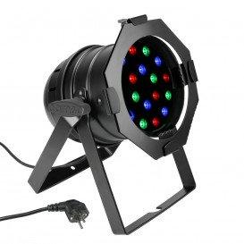 Foco LED PAR56 RGB 18LED 1W CAMEO