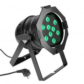 Foco LED PAR56 RGB 9LED 3W CAMEO
