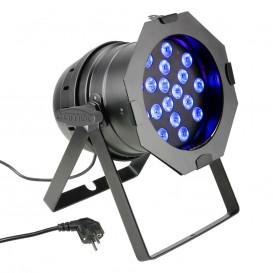 Foco LED PAR64 RGB 18LED 3W CAMEO