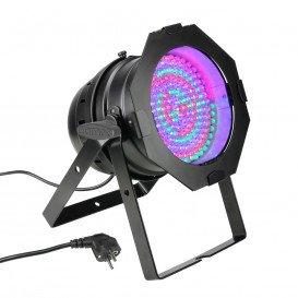 Foco LED PAR64 RGBA 177LED 10mm CAMEO
