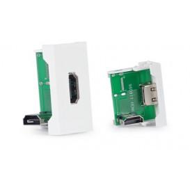 Panel HDMI Hembra para cajas Fonestar