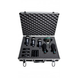 Microfonos para Bateria RHYTHM PACK AKG