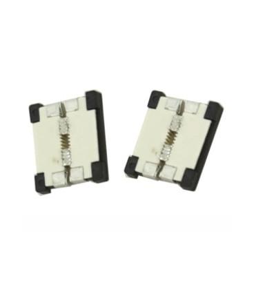 Conector Empalme Tira Led 5050 sin cables