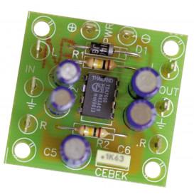 Etapa Sonido Stereo para Auriculares ES5 CEBEK