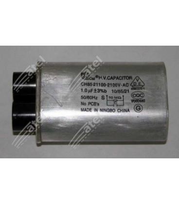 Condensador Microondas 0,9uF 2100Vac CP612