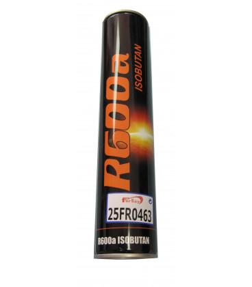 Botella Refrigerante GAS R600A 420grs 25FR1463