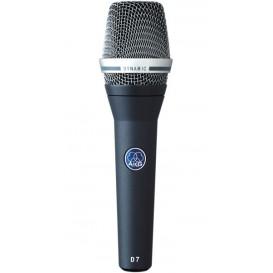 Microfono Vocal Dinamico D-7 AKG