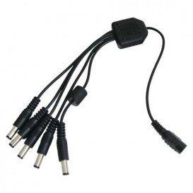 Cable Distribuidor Alimentacion 1 Entrada 5 Salidas