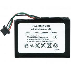 Bateria para PDA Acer y GPS Typhoon Yakum