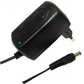 Alimentador Fijo 12VDC 1A conector 5,5x2,1mm