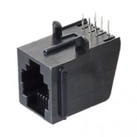 Conector Base RJ11 Cto.Impreso 4P/4C 39.700/4/4