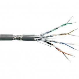 Bobina 100m Cable FTP Cat5e Rigido DIGITUS