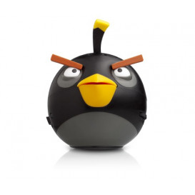 Altavoz MP3 NEGRO Angry Bird