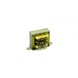 Transformador Alimentacion 9V+9Vac 0,3Amp