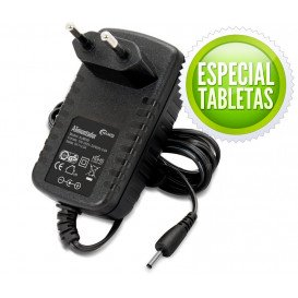 Alimentador Fijo 5VDC 2,5Amp 3x1,1x12mm Tablet