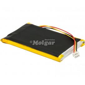Bateria para GPS TOMTOM Go930 3,63x6,15x0,5mm