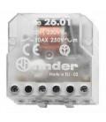 Telerruptor FINDER 230Vac 2Ctos Abiertos 10A/250Vac