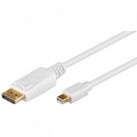 Cable DisplayPort a MiniDisplayPort 2m