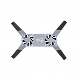 Soporte PC Portatil 2 Ventiladores USB 11in 15in