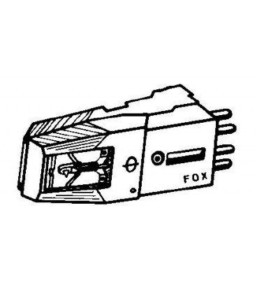 Aguja Tocadiscos 2511-DST FONESTAR