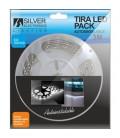 Tira LED 12V 4,8W/m 60LED/m IP20 5000K  3m