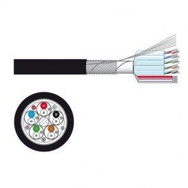 Bobina 100m Cable HDMI CH-124 FONESTAR