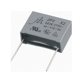 Condensador Polipropileno 47nF 275Vac X2 R15