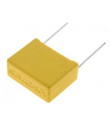 Condensador Antiparasitario 10nF 275VacX2 R10