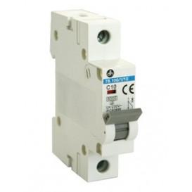 Interruptor Magnetotermico 1P 10A 6kA