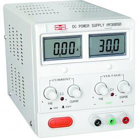 Fuente Alimentacion Laboratorio 0-30V 0-5A DC + 5V