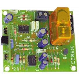 Fotocelula reflexion infrarrojos 12V RJ3