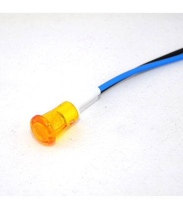 Piloto LED 230V 212C230V 8,5mm AMBAR