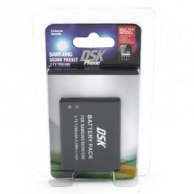 Bateria Movil para SAMSUNG Galaxy Pochet 3,7V 1350