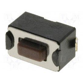 Pulsador Miniatura SMD 3,5x6mm Boton 4,3mm altura