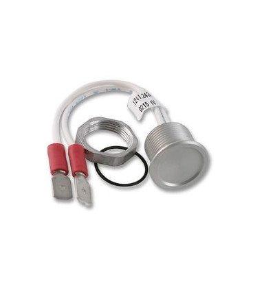 Pulsador Piezoelectrico Industrial 1A/48Vdc/32Vac IP67 OFF-(ON)