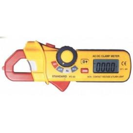 Pinza Amperimetrica 600Vdc/ac 200Adc/ac