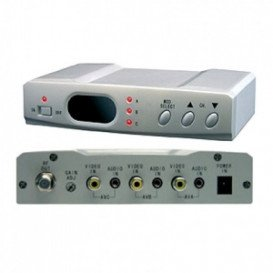 Modulador TV UHF 3 Canales ILLUSION