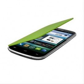 Funda Smartphone ZETA5 Flip Cover VERDE