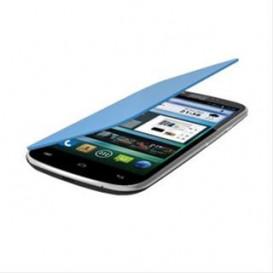 Funda Smartphone ZETA5 Flip Cover AZUL