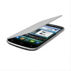 Funda Smartphone ZETA5 Flip Cover BLANCA