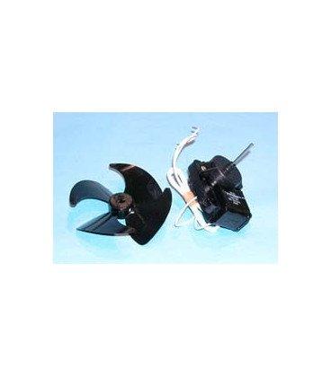 Ventilador Frigorifico no Frost, motor y palas Whirlpool
