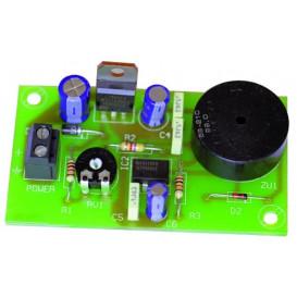 Automatismo Detector Subida Tension 18V a 28V