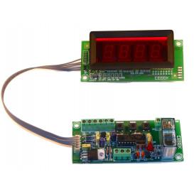 Contador 9999 Unidades Display 0,5in CD-5 CEBEK
