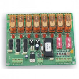 Automatismo Ampliacion 4 Salidas I58 CEBEK