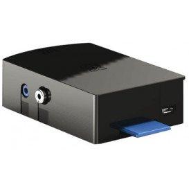 Raspberry Pi B Caja B Case NEGRO