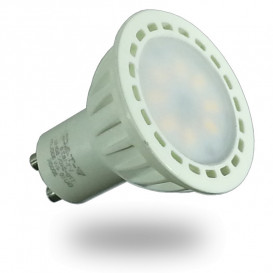 Bombilla LED GU10 4W 300Lm 120º 3000K