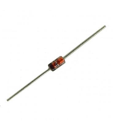 Diodo Zener 2V7 1/2W 2,7V 0,5W Axial BZX55C2V7