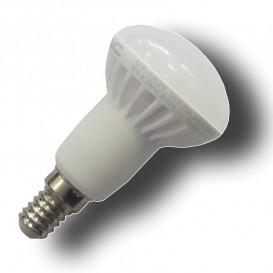 Bombilla LED REFLECTORA R50 E14 6W 3000K
