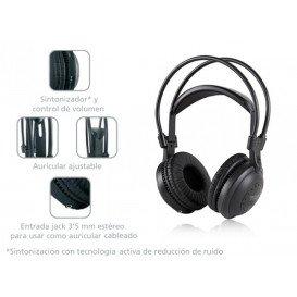 Repuesto Auriculares Inalambrico FA8060R